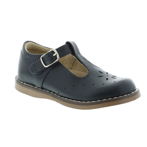FOOTMATES SHERRY NAVY SHOES