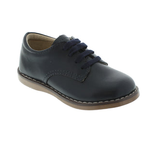 FOOTMATES WILLY NAVY SHOES