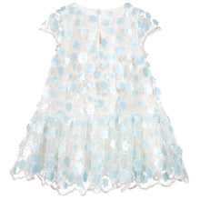 Load image into Gallery viewer, ABEL & LULA FLOWER EMBROIDERED DRESS (7Y-12Y)