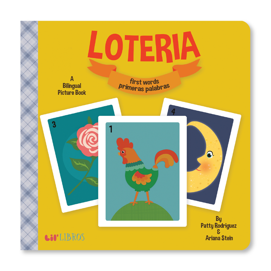 LIL' LIBROS LOTERIA: FIRST WORDS / PRIMERAS PALABRAS
