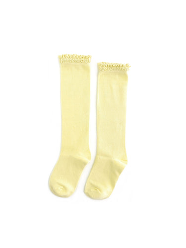 LITTLE STOCKING CO LEMONADE - KNEE HIGH SOCK