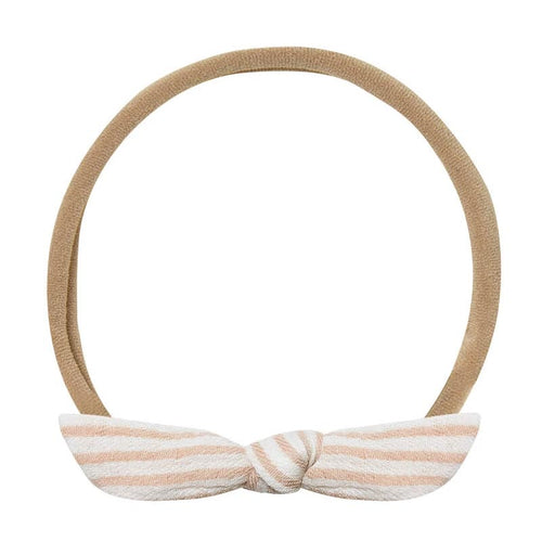 DELICATE MINI KNOT HEADBAND / QUINCY MAE
