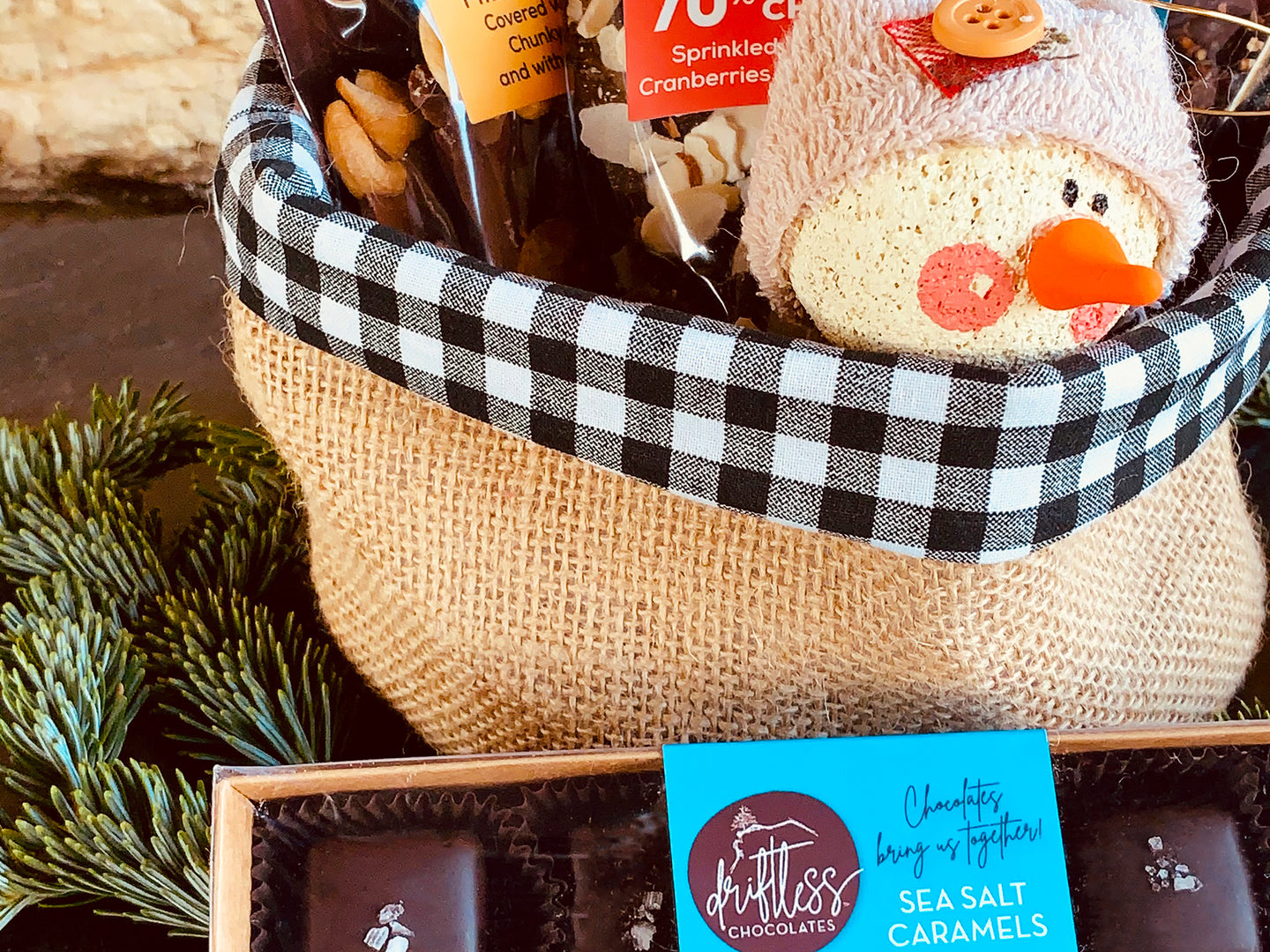 Driftless Chocolates delivers artisan-created handmade single origin chocolates to you!