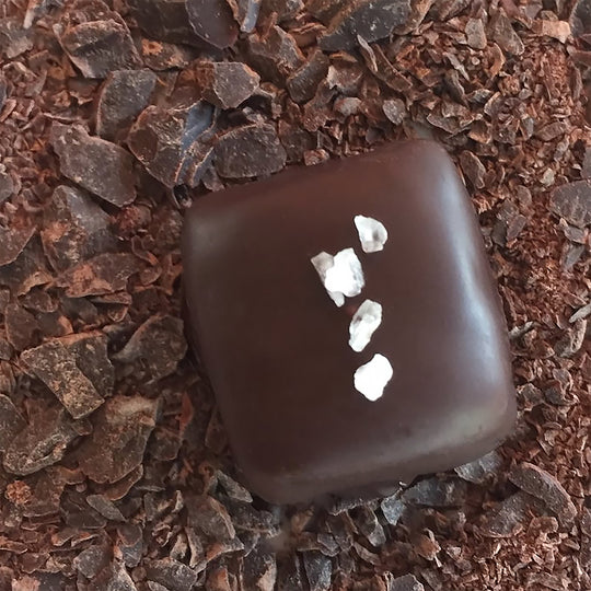 Fine chocolate produces favorites such as our Sea Salt Honey Caramel