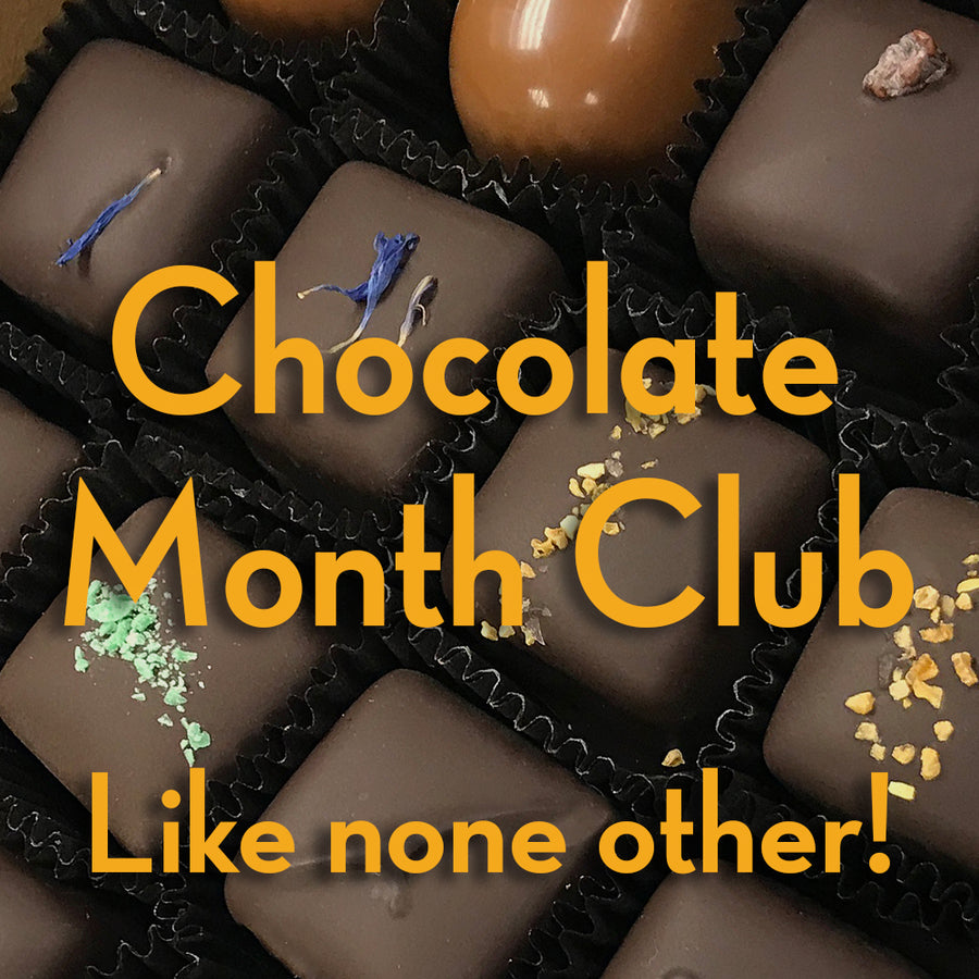 Chocolate World Tour Month Club