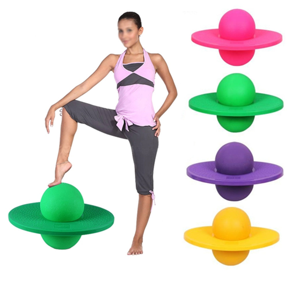 Fitness Bouncing Yoga Ball