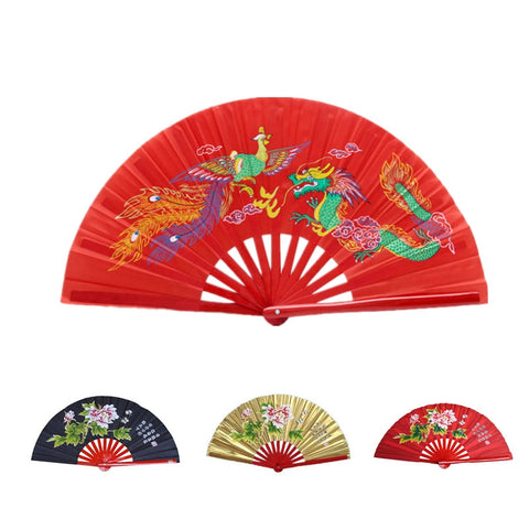 Tai Chi Performance Fan