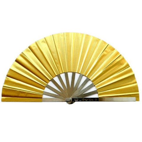 Stainless Steel Fan Bones Tai Chi
