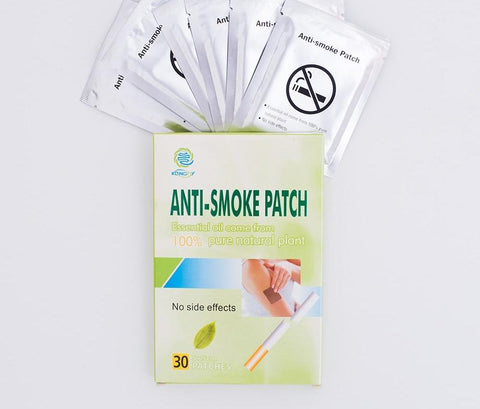 Stop Smoke Patch Health Therapy