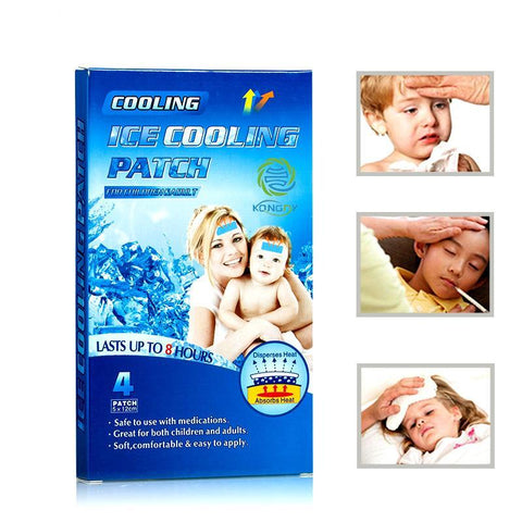 Pain Relief Fever Pad Herbal