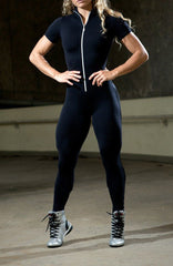 Vision Wear Zippered Sport Suit
