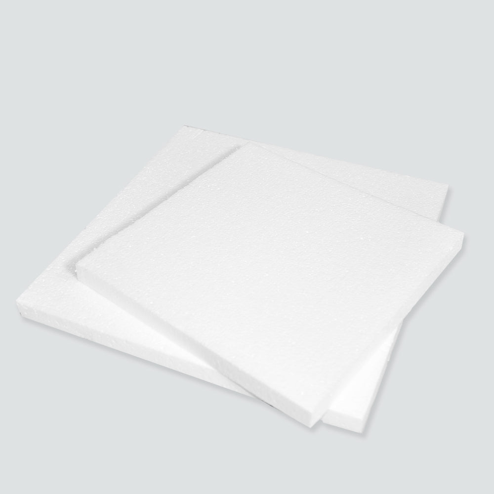 "Classic Pedestal FOAM INSERT - White - 2 Sizes: 12"" or 16"""