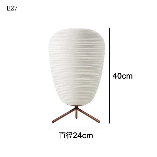 Lodooo E27 Modern Table Lamp For Living Room Contemporary