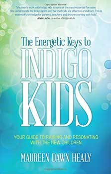 Energetic Keys to Indigo Kids by Maureen Dawn Healy