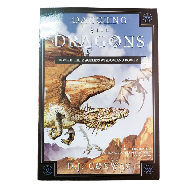 Dancing With Dragons by DJ Conway