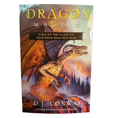 Dragon Magick  by DJ Conway
