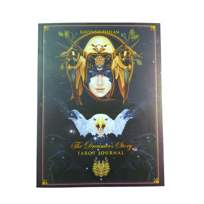 Dreamer's Story Tarot Journal by Ravynne Phelan