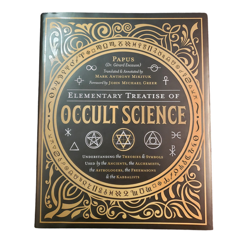 Elementary Treatise of Occult Science by Mikituk & Greer