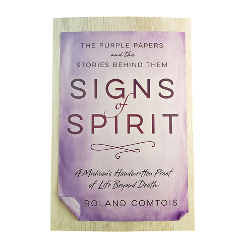 Signs of Spirit by Roland Comtois