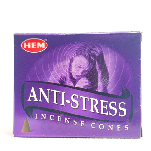 Anti-Stress Cone Incense