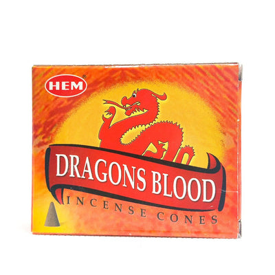Dragon's Blood Cone Incense