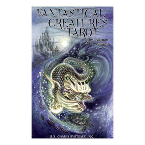 Fantastical Creatures tarot deck by D.J. Conway