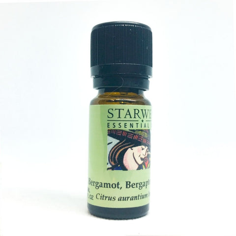 Bergamot Essential Oil 1/3 ml