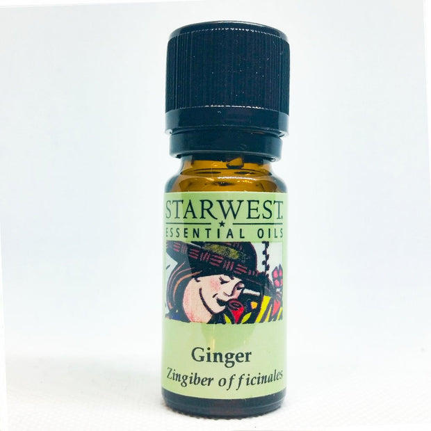 Ginger Essential Oil 1/3 ml