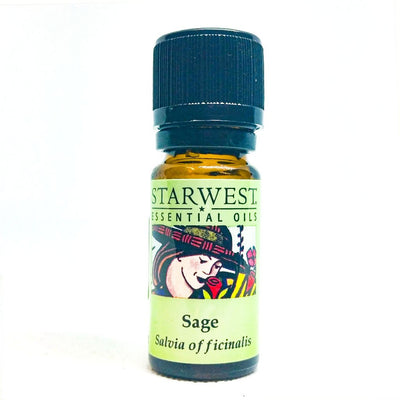Sage Essential Oil 1/3 ml