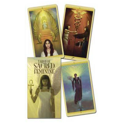 Tarot of Sacred Feminine by Floreana Nativo