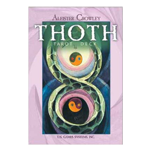 Thoth Premier Tarot Card Deck by Crowley/Harris