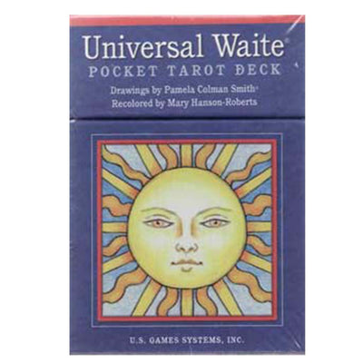Universal Waite Tarot by Smith & Hanson-Roberts