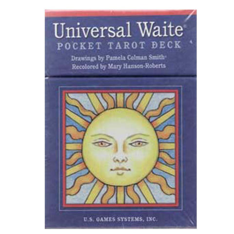 Universal Waite Tarot Card Deck by Smith & Hanson-Roberts