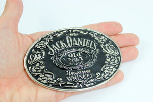 Belt Buckle Men Jack Daniels Large Silver Buckles Western Cowboy High Quality Mens Accessories Gift for Him