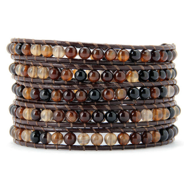 Ancient Rome Wrap Bracelet