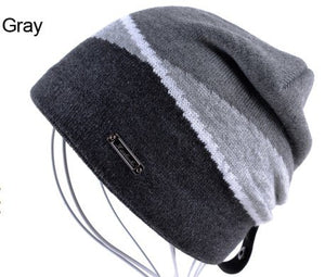 2019 NEW Fit Beanies Warm Winter Fabric Blend Mens Skullies Cold Weather Gear Many Style Available