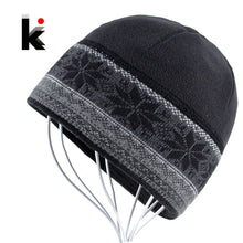 Load image into Gallery viewer, 2019 NEW Fit Beanies Warm Winter Fabric Blend Mens Skullies Cold Weather Gear Many Style Available