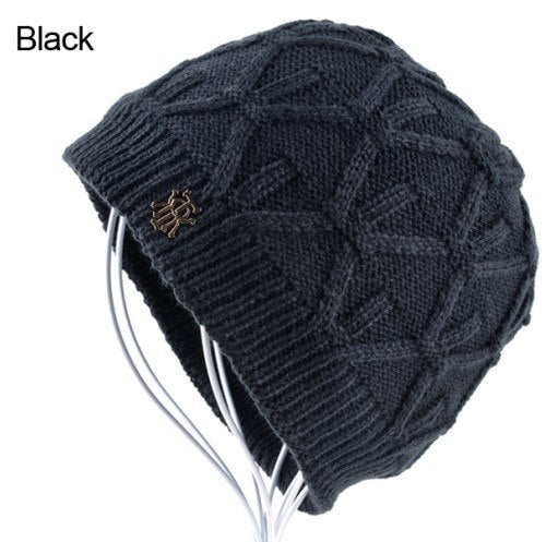 2019 Winter Men Unisex Beanies Knitted Skullies Soft Warm Fabric Cold Weather Gear Many Colors