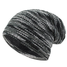 Load image into Gallery viewer, AETRUE Knitted Skullies Beanies Men Warm Baggy Soft Beanies Uniswx 3 Colors Available
