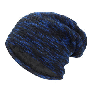 AETRUE Knitted Skullies Beanies Men Warm Baggy Soft Beanies Uniswx 3 Colors Available
