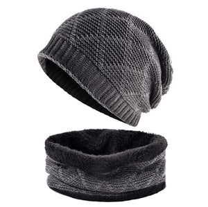 Warm Beanies For Men Matching Scarf Snood Available Soft Warm Fabric Skullies Unisex