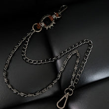 Load image into Gallery viewer, Jean Chain Men Heavy Metal Biker Wallet Chains Rocker Punk Accessories Different Styles