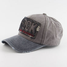 Load image into Gallery viewer, Vintage Look Baseball Casp ROCK Cool Retro Trucker Hats Men Unisex Many Styles