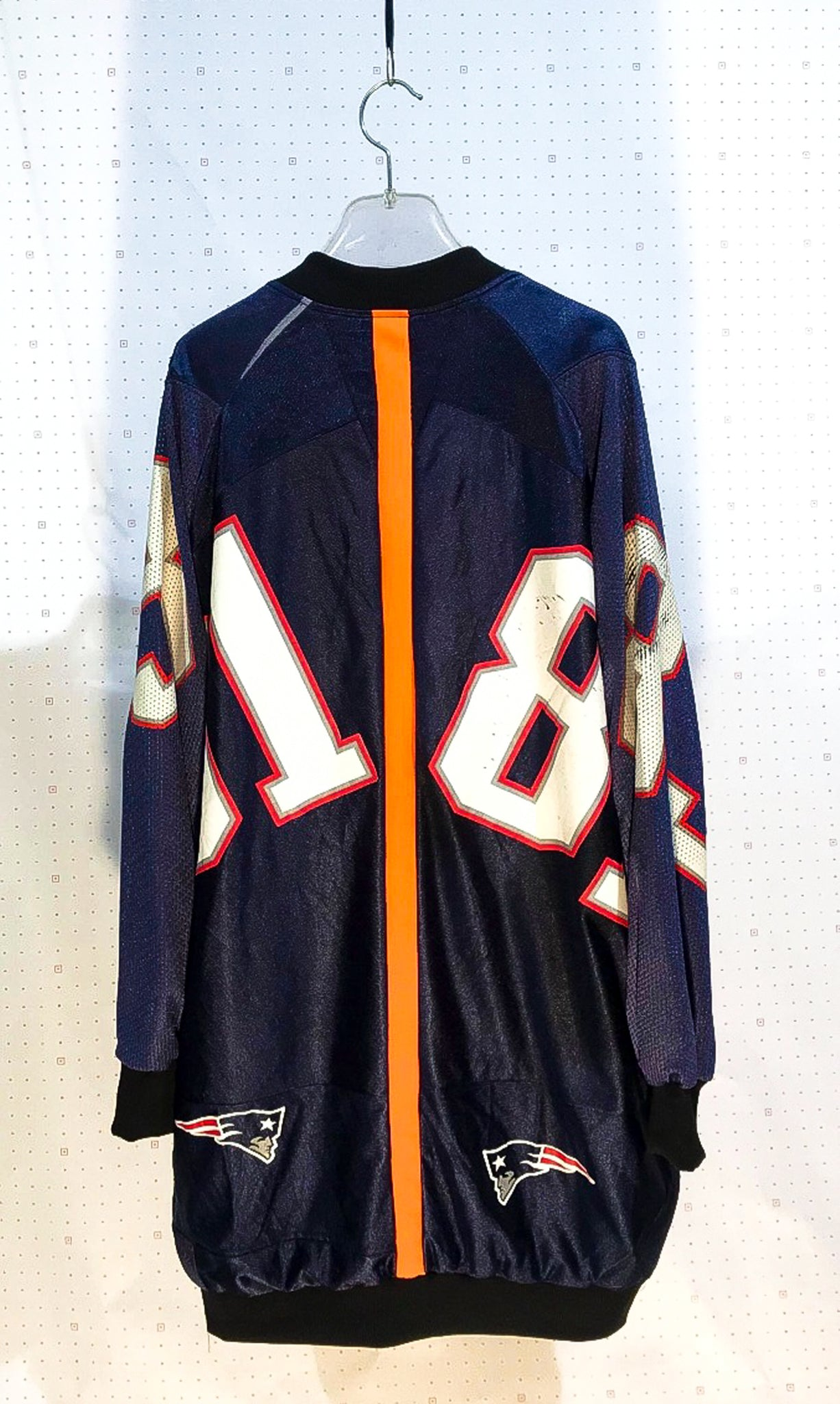 #50 - UNIQUE - Women 100% Recycled NFL Oversize Dress