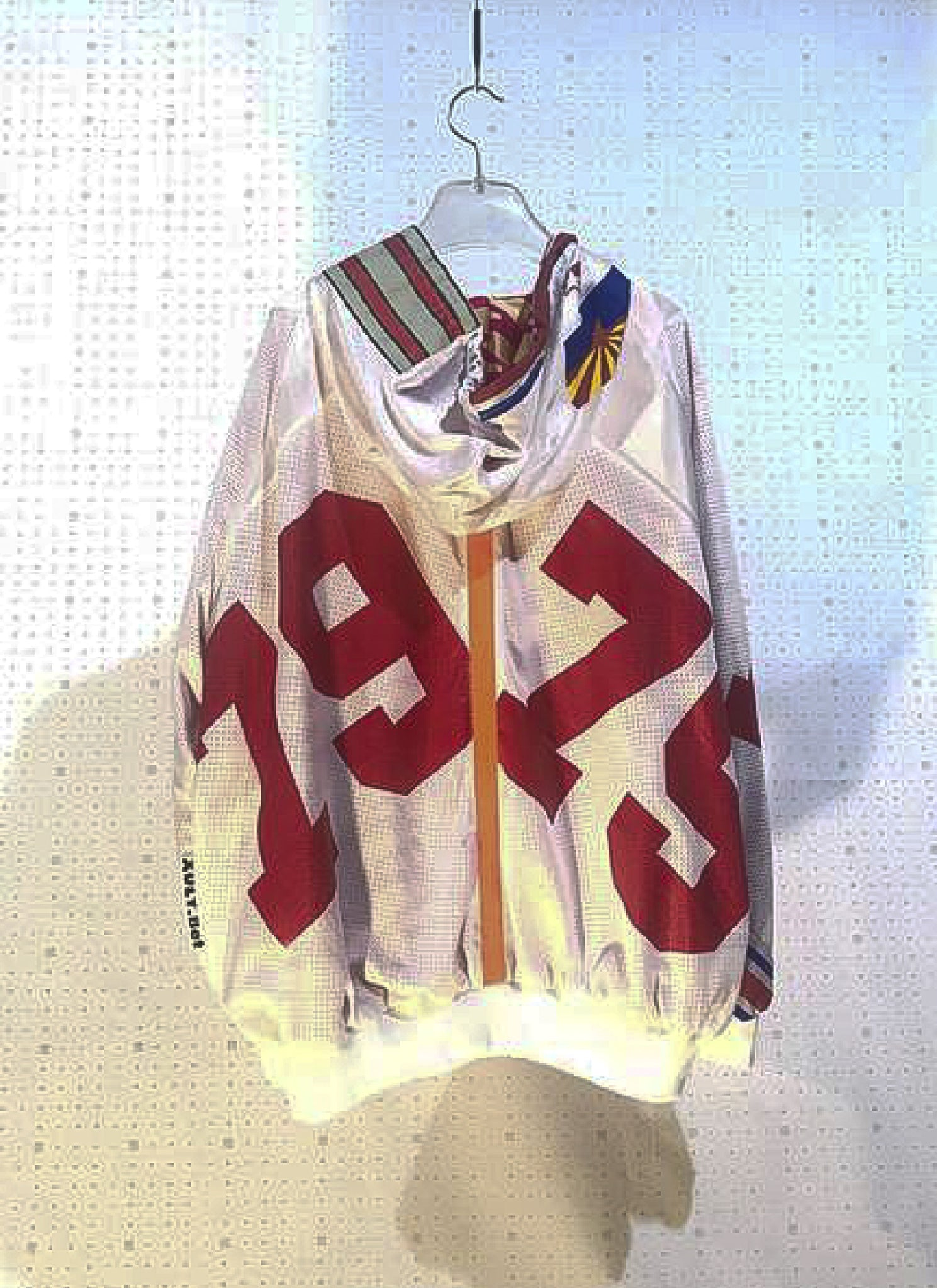 #80 - UNIQUE - Unisex 100% Recycled NFL Jersey