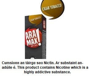 Aramax - Cigar Tobacco 10ml