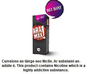 Aramax - Max Berry 10ml