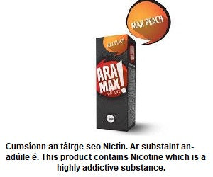 Aramax - Max Peach 10ml