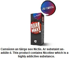 Aramax - USA Tobacco 10ml
