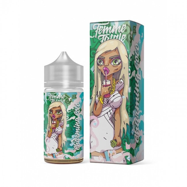 Differ Femme Fatale - Charming Coco 80ml Nicotine Free